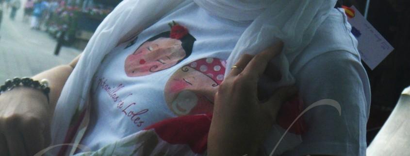 camiseta familia gitana